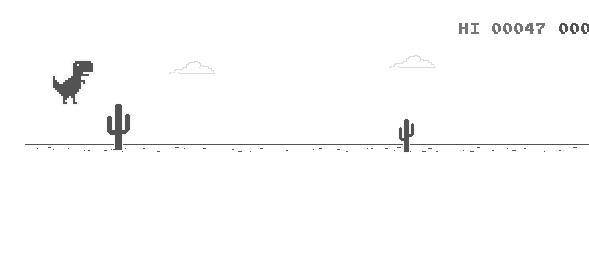 两款在线小游戏-e梦迷宫、恐龙跳一跳