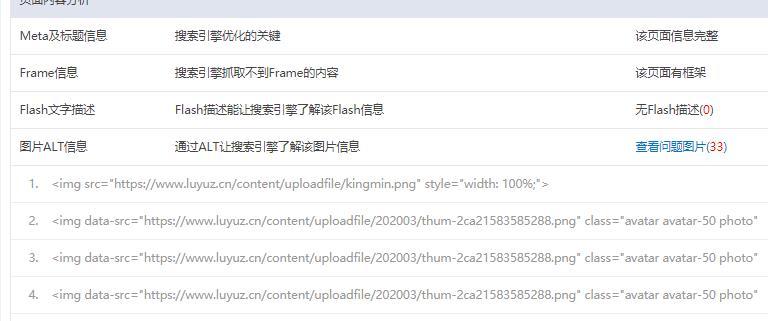 fee主题图片ALT信息标签的优化